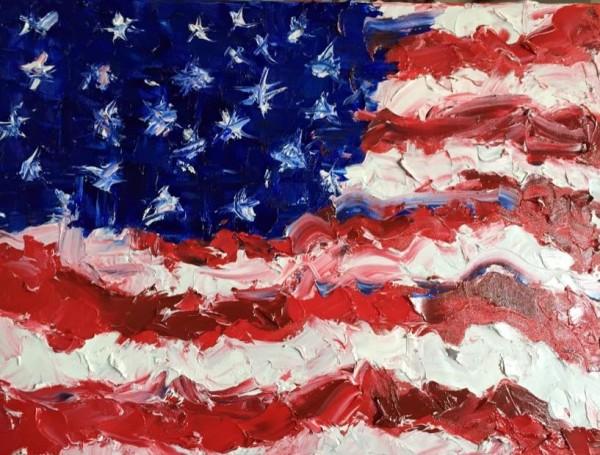 America by Lyra Brayshaw