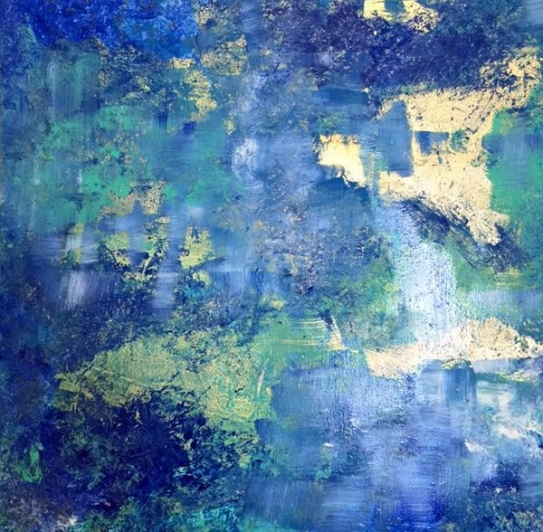 Blue Gold by Lyra Brayshaw