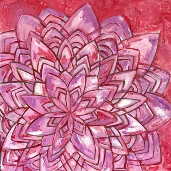 Bold Flower by Lyra Brayshaw