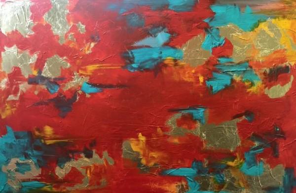 Burnt Summer by Lyra Brayshaw