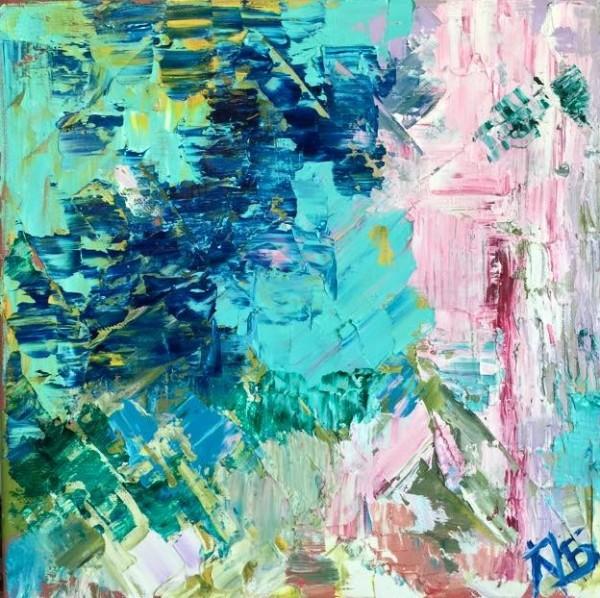 Color Splash by Lyra Brayshaw