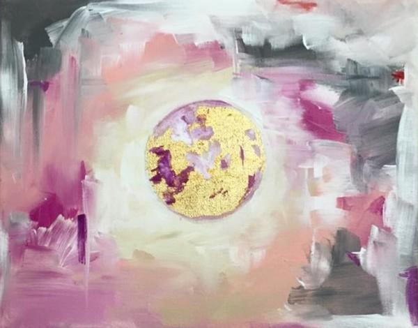 Full Mini Moon by Lyra Brayshaw