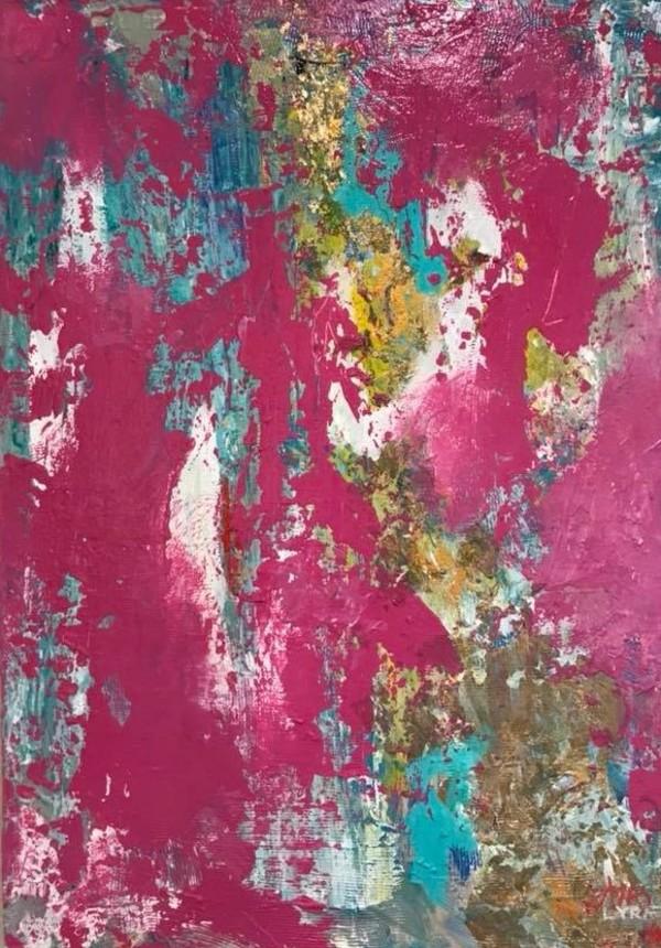 Pink Gloss by Lyra Brayshaw