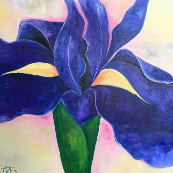 Iris Flower Commission by Lyra Brayshaw
