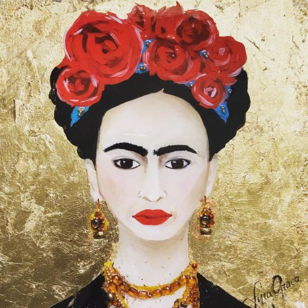 Frida by Lyra Brayshaw