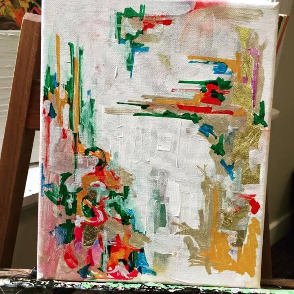 Mini Abstract by Lyra Brayshaw