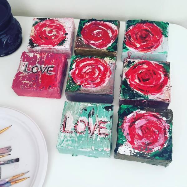 Mini Roses by Lyra Brayshaw