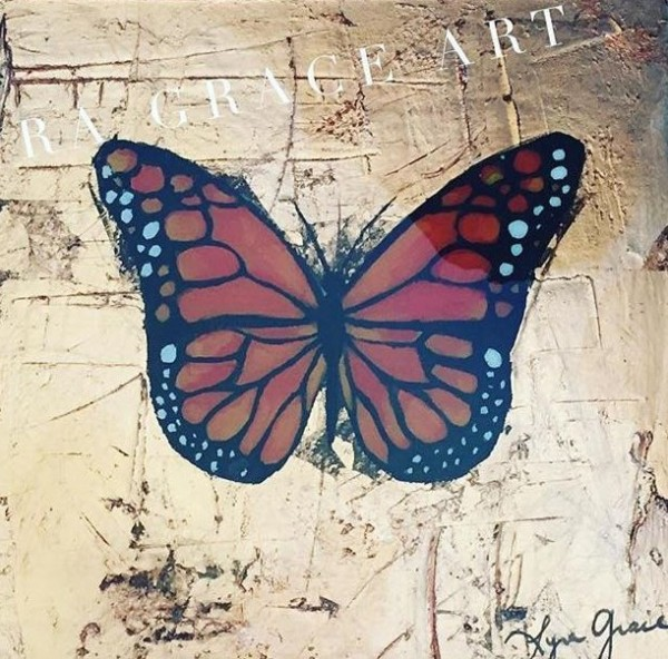 Monarch Butterfly by Lyra Brayshaw