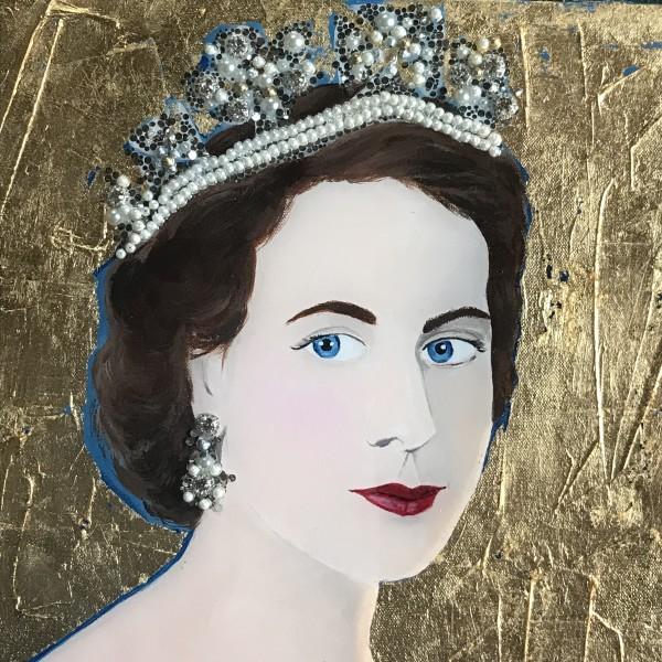 Queen Elizabeth by Lyra Brayshaw