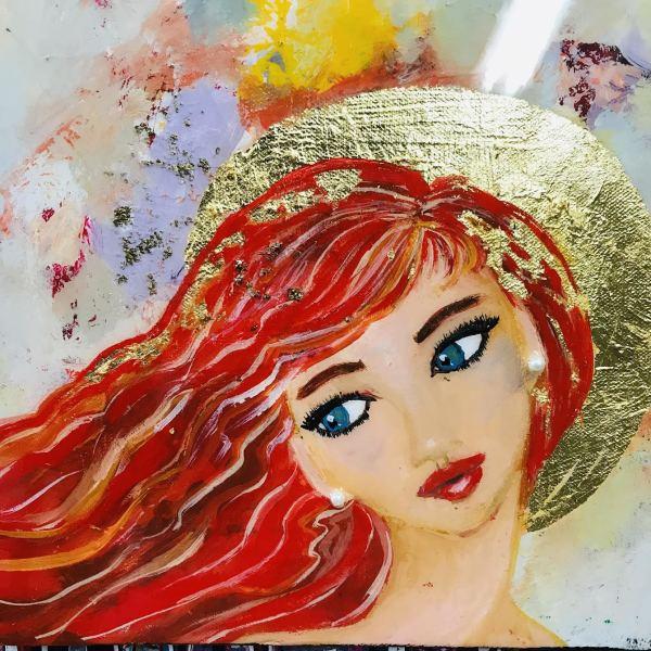 Red by Lyra Brayshaw
