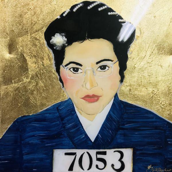 Rosa Parks by Lyra Brayshaw