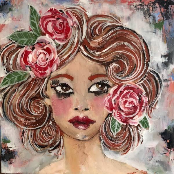 Roses by Lyra Brayshaw