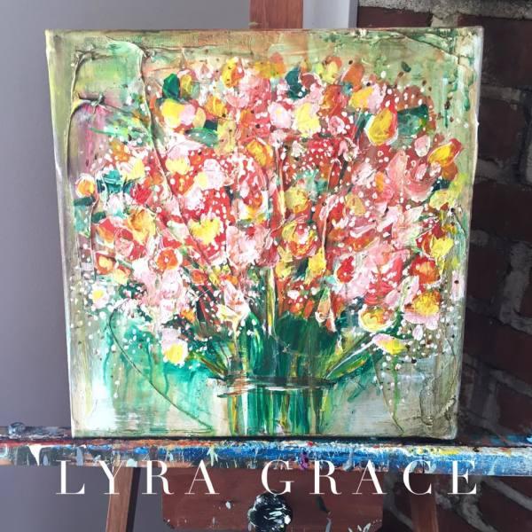 Rustic Bouquet by Lyra Brayshaw