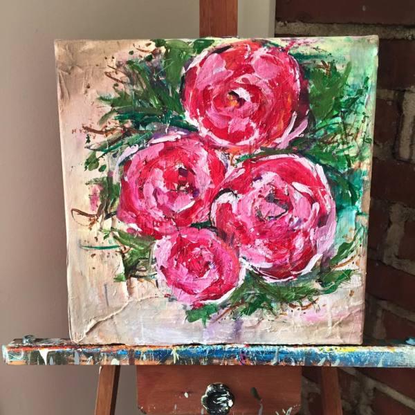 Rustic Roses 1 by Lyra Brayshaw