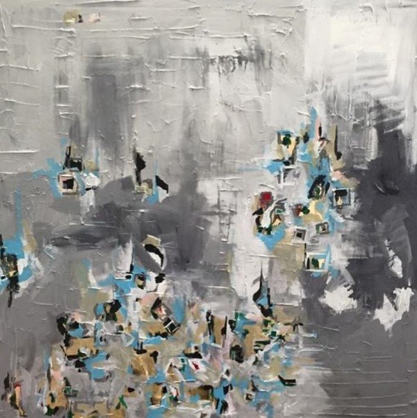 Sky Abstract 2 by Lyra Brayshaw
