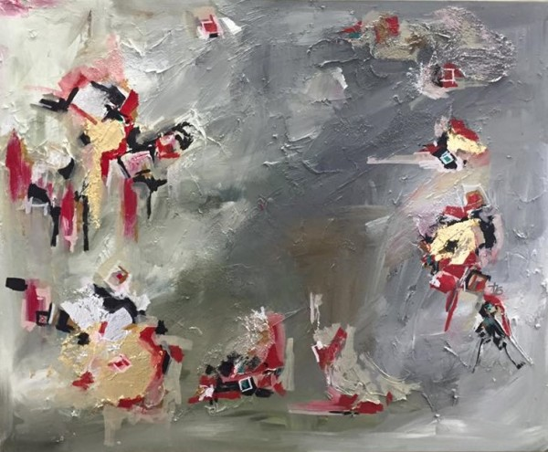Sky Abstract 3 by Lyra Brayshaw