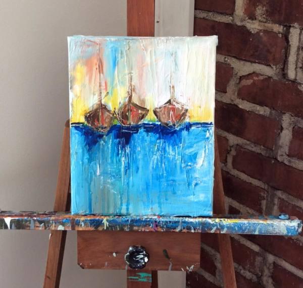 Still Water by Lyra Brayshaw