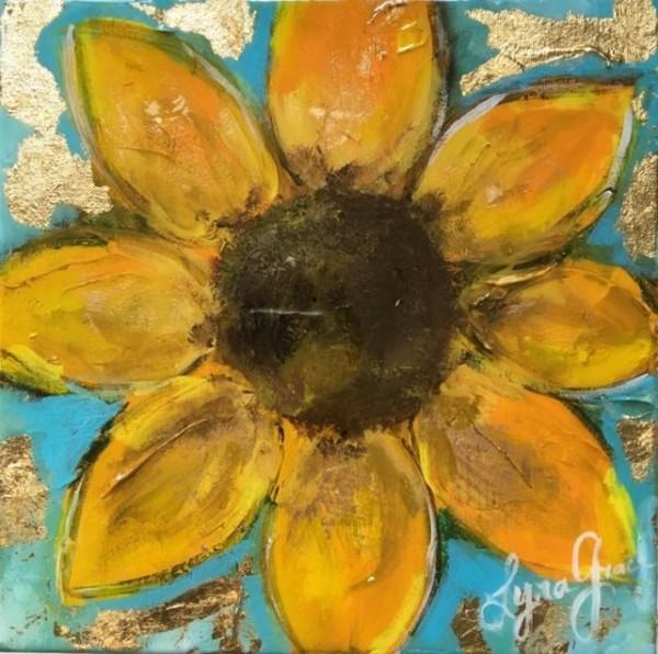 Sunflower 1 by Lyra Brayshaw
