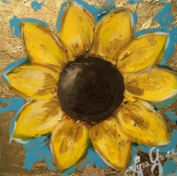 Sunflower 2 by Lyra Brayshaw