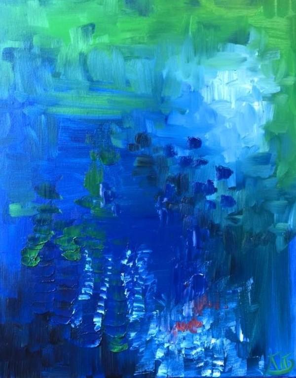 The Pond by Lyra Brayshaw