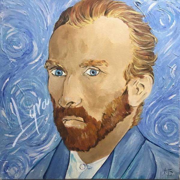 Vincent Van Gogh by Lyra Brayshaw