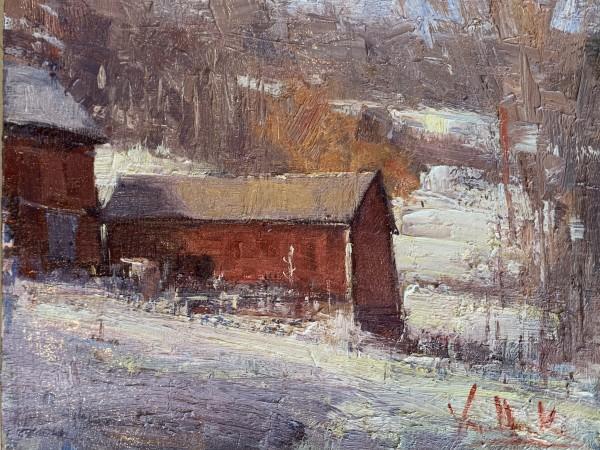 George Van Hook by Jennifer Hooley
