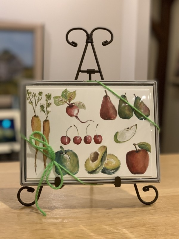 Various Greeting Cards, Box by Jennifer Hooley
