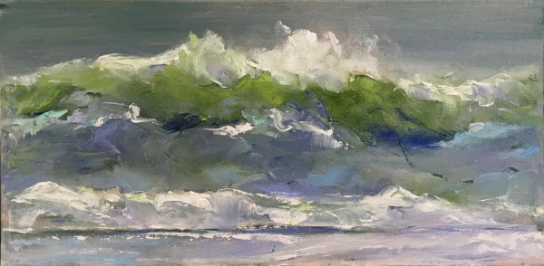 The Difficult Waves I (NFS) by Jennifer Hooley