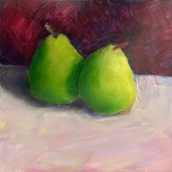 Pair Pear by Jennifer Hooley
