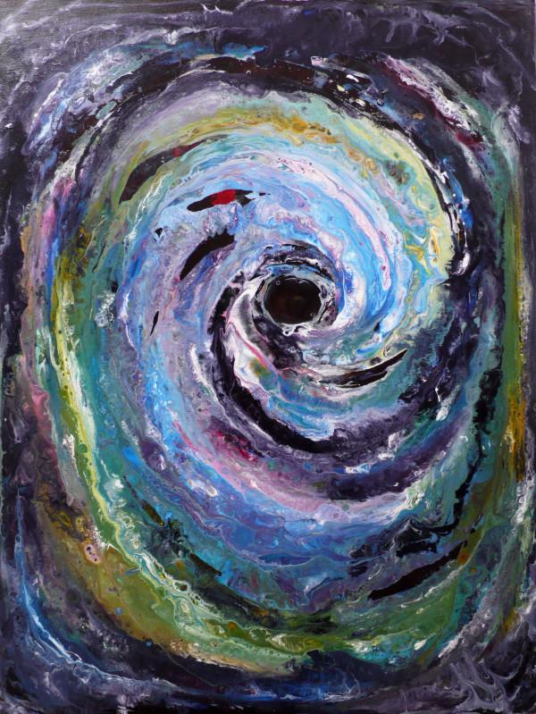 Black Hole by James R Trevino