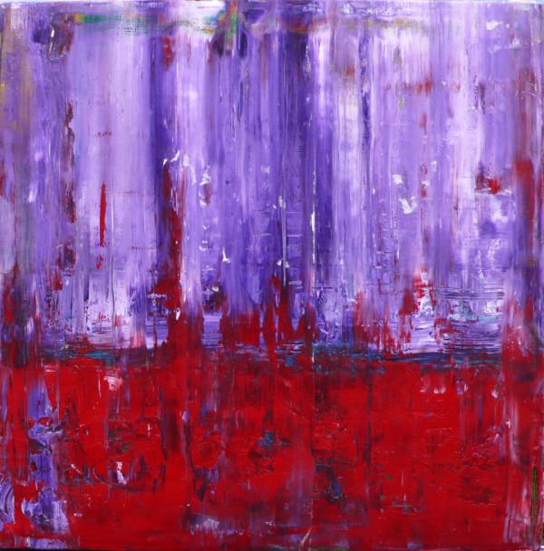 Poppy Field by James R Trevino
