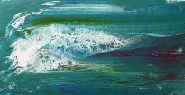 Sea Foam by James R Trevino