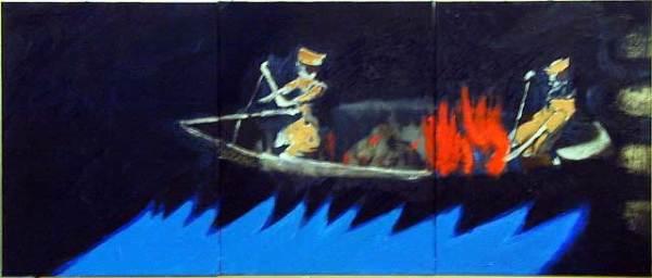 Boaters by Karim Shuquem