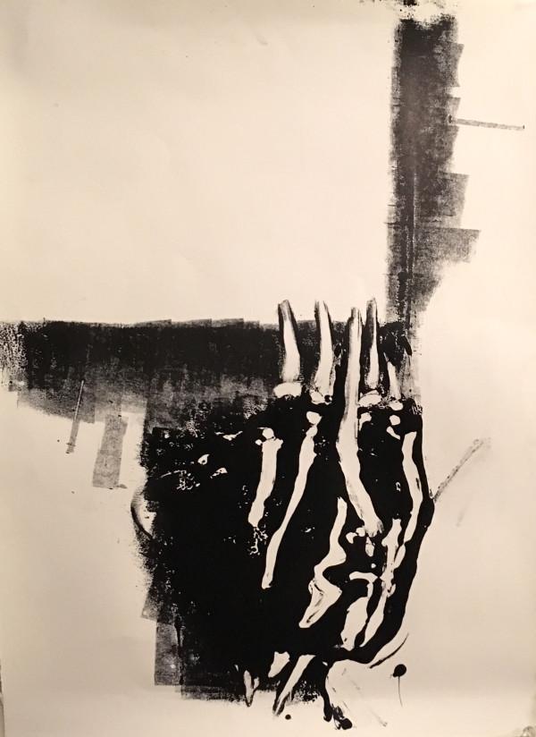 Hopi Clown by Karim Shuquem