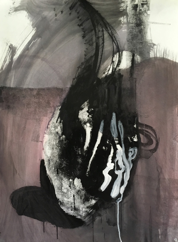 Hopi Clown Transformed by Karim Shuquem