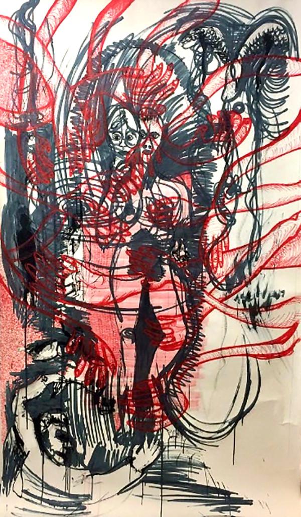 Phantom Limb 2 by Karim Shuquem