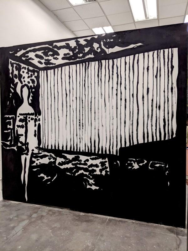 Mural 1 by Karim Shuquem