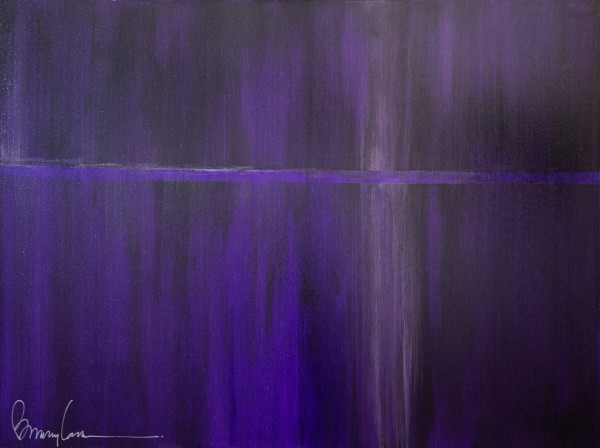 Purple Rain by Barry Lantz