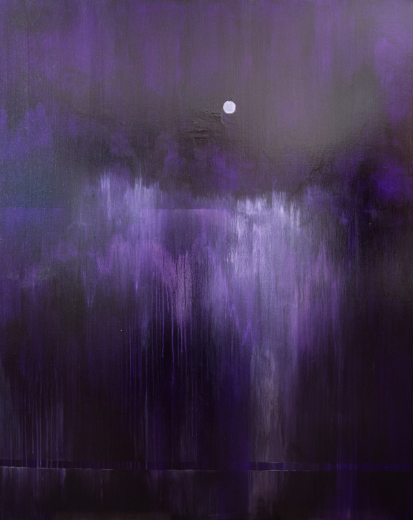 Purple Rain 2 by Barry Lantz