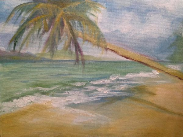Cool Beach by Rani Young