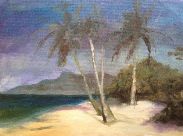 Dark Beach by Rani Young