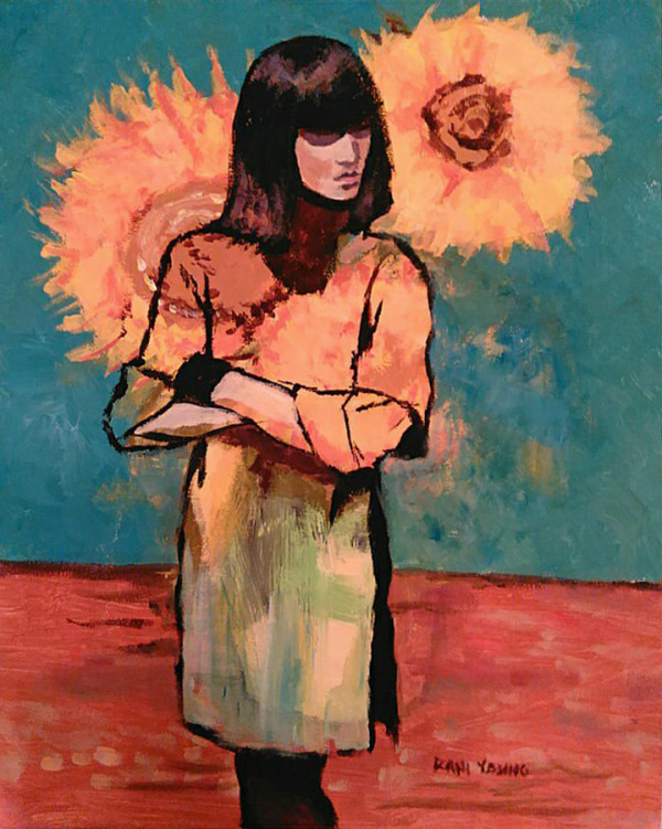 Van Gogh Couture by Rani Young