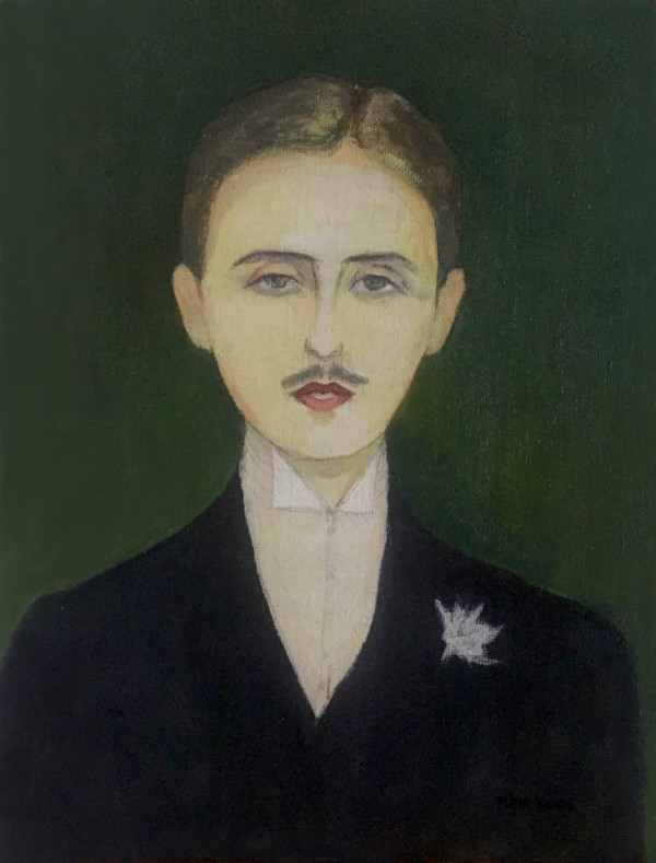 Proust on Green by Rani Young