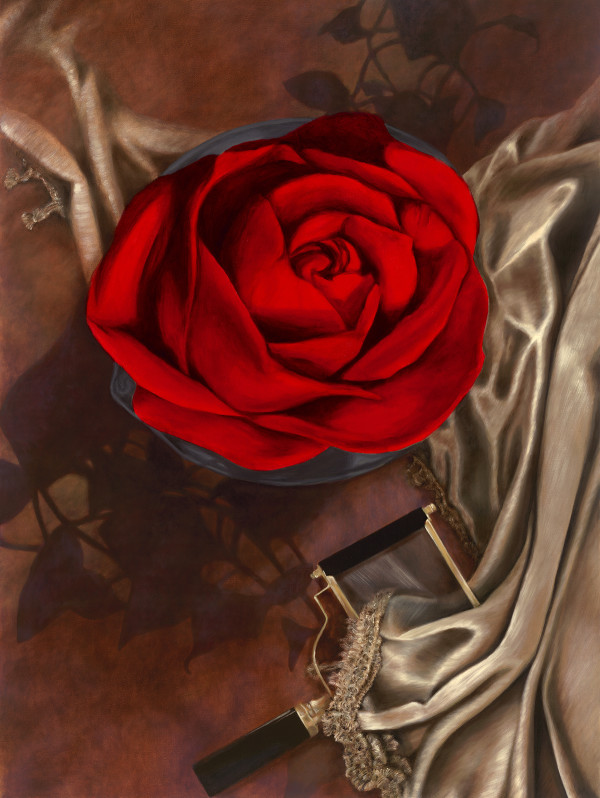 The Rose Oracle by Rani Young
