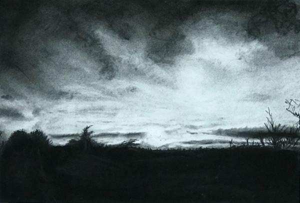 View towards Garras by Anna Vyce