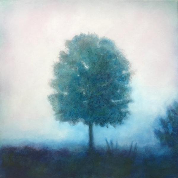 Misty Morning by Anna Vyce