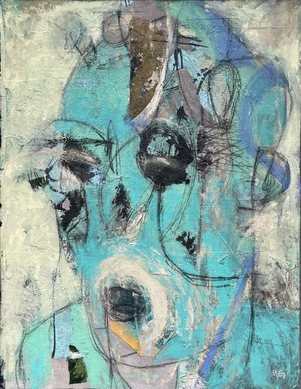 Blue Man by Michael Gadlin