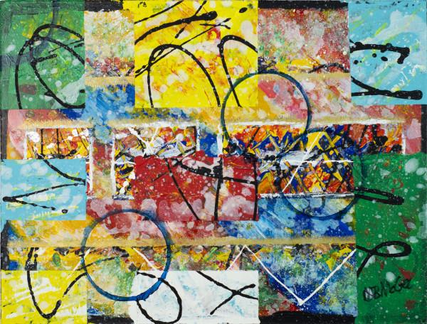 CRESIDA FALLS by Audrey Beharie-McGee