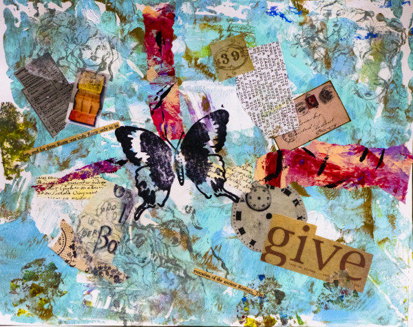 HANNAH by Audrey Beharie-McGee
