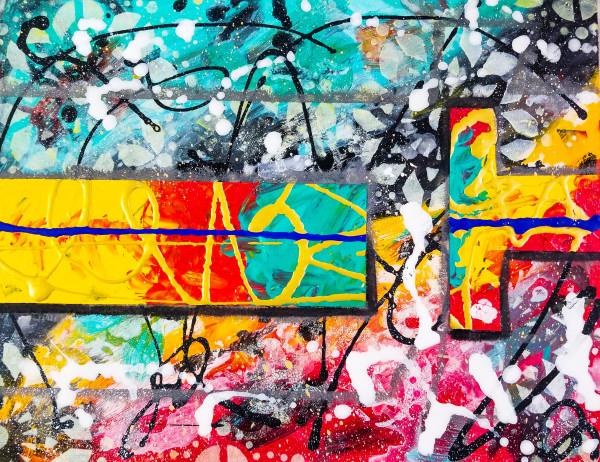 HORITRIQUE by Audrey Beharie-McGee
